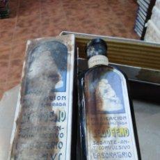 Vintage: MEDICAMENTO ANTIGUO AÑOS 20(SEDOGENO). Lote 191503503
