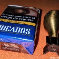 Vintage: CURIOSO ENCENDEDOR DE GAS. Lote 191514520