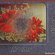 Vintage: CAJA DE LATA VINTAGE PRODUCTOS JAUJA.........MIDE.....17X13X8 CMS. Lote 191657906
