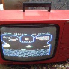 Vintage: TV. TELEVISIÓN SHARP MODELO C-1401 DE 14 PULGADAS. COLOR. Lote 192240718
