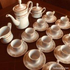 Vintage: JUEGO CAFE VINTAGE PONTESA IRONSTONE. Lote 193415271