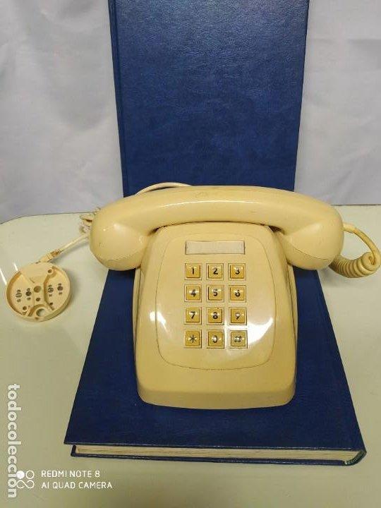 ANTIGUO TELÉFONO VINTAGE. FABRICADO POR CITESA. MÁLAGA. (Vintage - Varios)