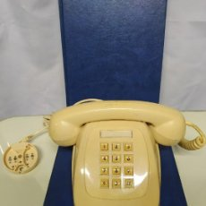 Vintage: ANTIGUO TELÉFONO VINTAGE. FABRICADO POR CITESA. MÁLAGA.. Lote 193755277