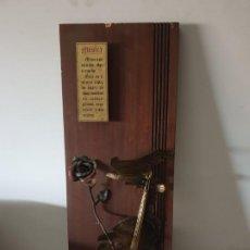 Vintage: VIOLIN BRONCE. Lote 194194002