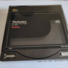Vintage: TECHNICS CD PORTABLE. Lote 194211850