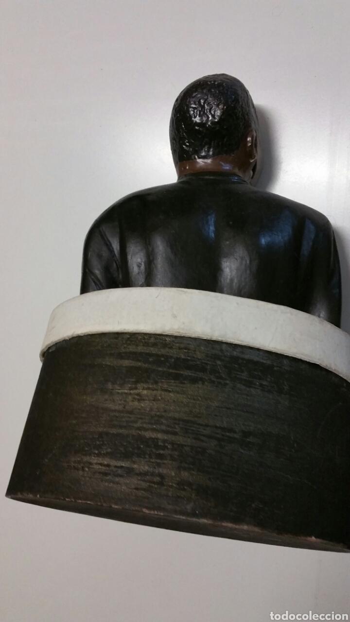 Vintage: Caja de cartón con figura de Louis armstrong - Foto 3 - 194239933