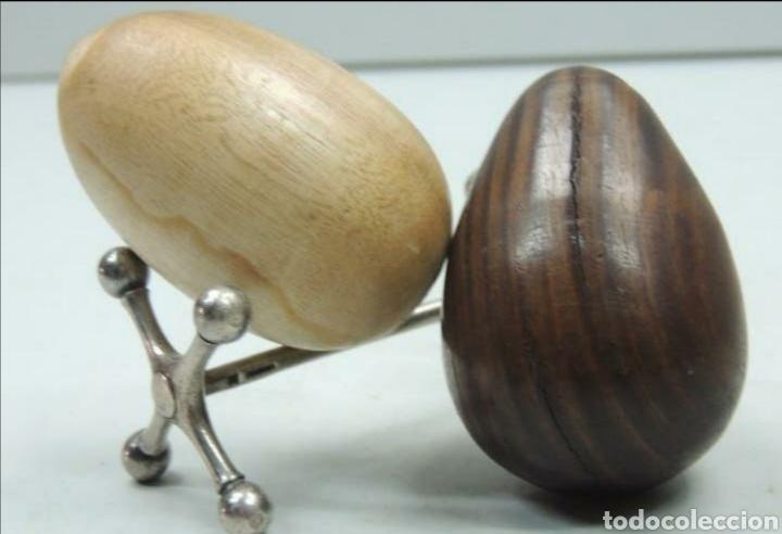 Vintage: Huevos de madera - Foto 4 - 194293763