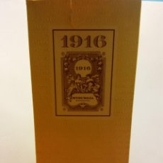 Vintage: 1916, EAU DE COLOGNE. 390 ML. MYRURGIA BARCELONA. Lote 194297257