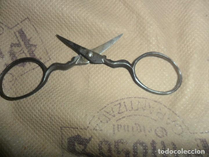 Vintage: estijeras de forja mui antiguas - Foto 3 - 194335192