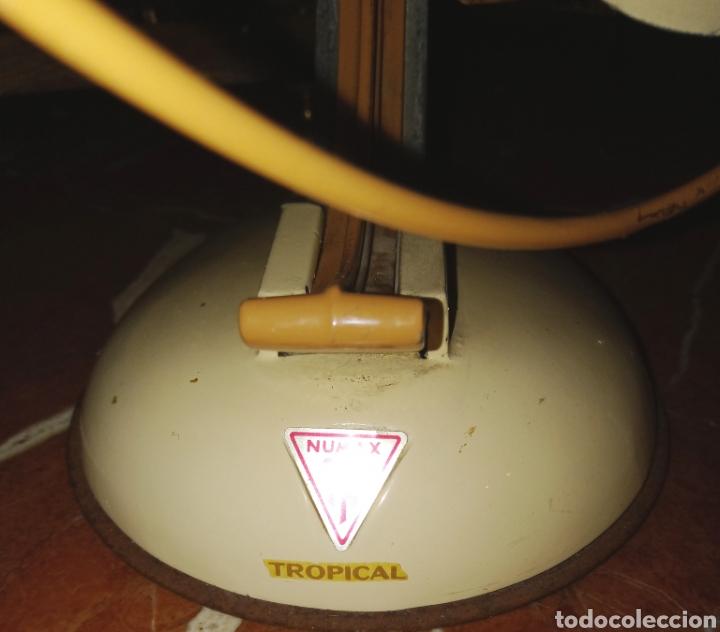 Vintage: VENTILADOR NUMAX TROPICAL - VINTAGE - TODO ORIGINAL - FUNCIONANDO PERFECTAMENTE - - Foto 5 - 194337567