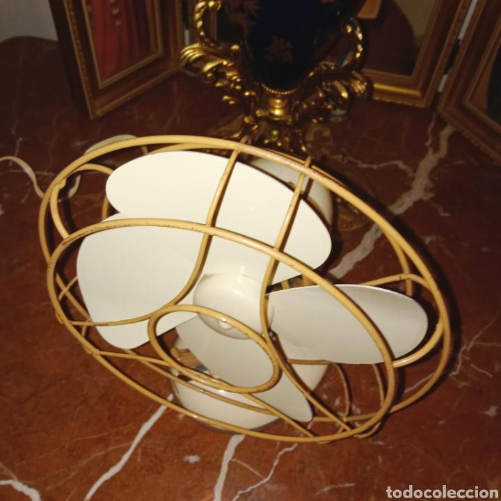 Vintage: VENTILADOR NUMAX TROPICAL - VINTAGE - TODO ORIGINAL - FUNCIONANDO PERFECTAMENTE - - Foto 6 - 194337567
