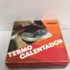 Vintage: TERMO CALENTADOR. Lote 194349871