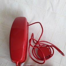 Vintage: TELEFONO DE GONDOLA ROJO CITESA AÑOS 70. Lote 194390432