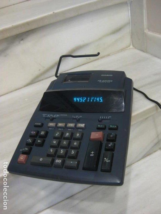 Vintage: Casio Fr-620 Ter. No esta probada con papel. - Foto 2 - 194523781