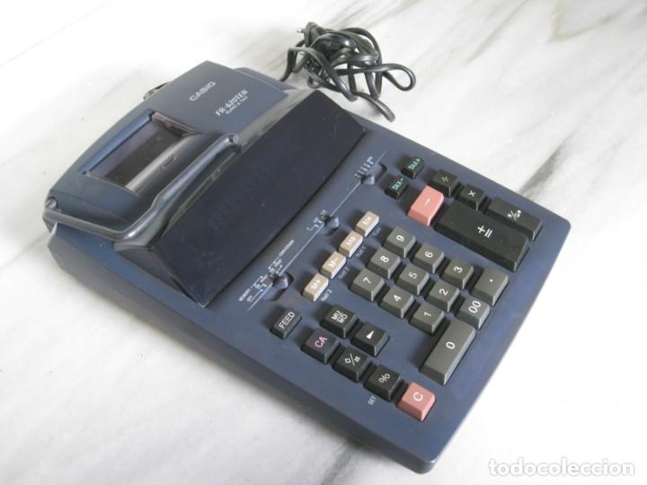 Vintage: Casio Fr-620 Ter. No esta probada con papel. - Foto 7 - 194523781