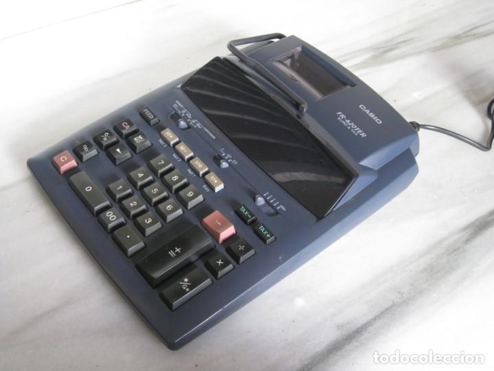 Vintage: Casio Fr-620 Ter. No esta probada con papel. - Foto 8 - 194523781