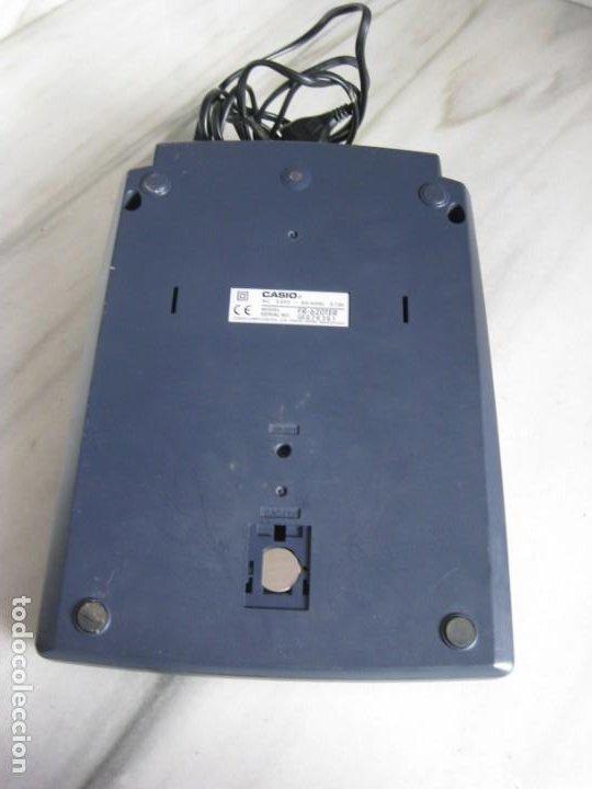 Vintage: Casio Fr-620 Ter. No esta probada con papel. - Foto 10 - 194523781