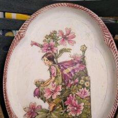 Vintage: BANDEJA METALICA. Lote 194549912