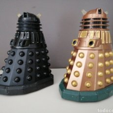 Vintage: DR WHO DALEK IMAGE TERRY NATION 1963 LOTE 2 ROBOTS. Lote 194571882