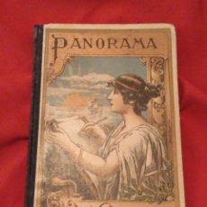 Vintage: HERMOSÍSIMO LA NATURALEZA. PANORAMA (1922). Lote 194572742