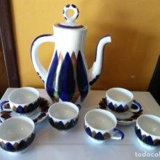 Vintage: HERMOSO JUEGO DE TE Y CAFE SARGADELOS. VER FOTOS. Lote 194584795