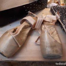 Vintage: ZAPATILLAS BALLET CAPEZIO. Lote 194613603