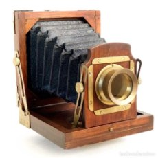 Vintage: CÁMARA DE FUELLE DE DECORACIÓN. IDEAL ESCAPARATISMO 16X20X20CM. Lote 194690350