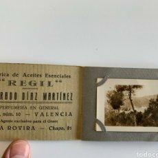 Vintage: ÁLBUM DE FOTOS CASA ROVIRA VALENCIA. Lote 194775512