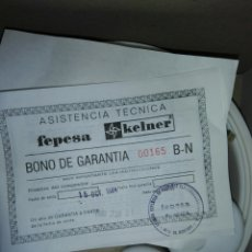 Vintage: YOGURTERA KELMER AÑOS 80. Lote 194903960
