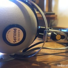 Vintage: CASCOS AURICULARES PHILIPS VINTAGE. Lote 194935438