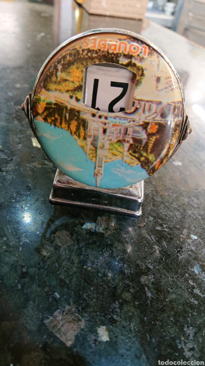 Vintage: Calendario perpeuo. Rdo de Lourdes - Foto 3 - 194942065
