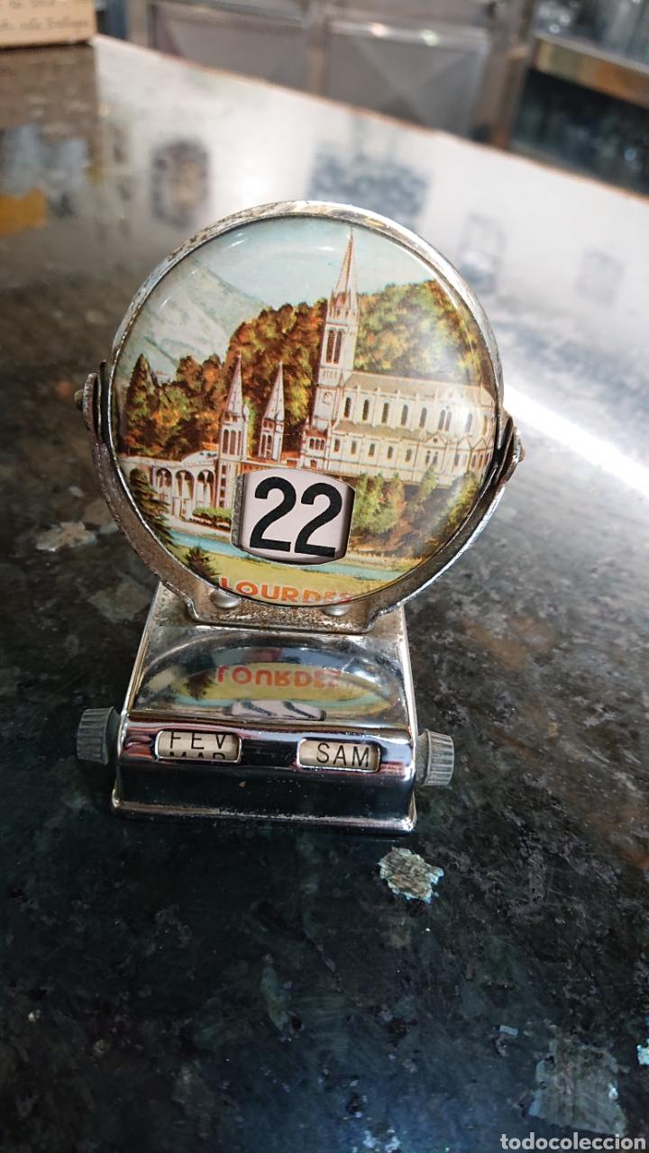 Vintage: Calendario perpeuo. Rdo de Lourdes - Foto 8 - 194942065