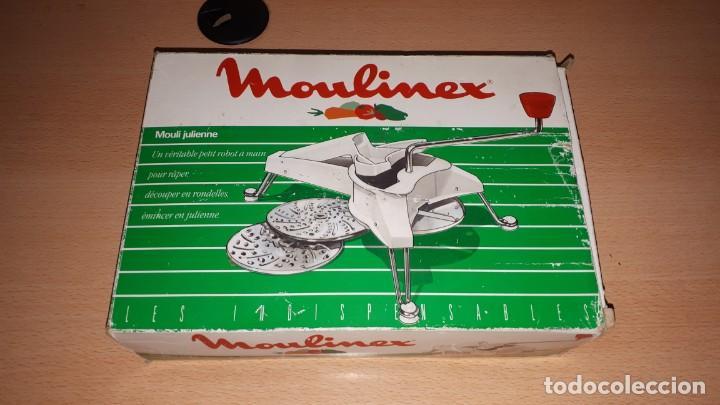 CORTADOR MOULINEX (Vintage - Varios)