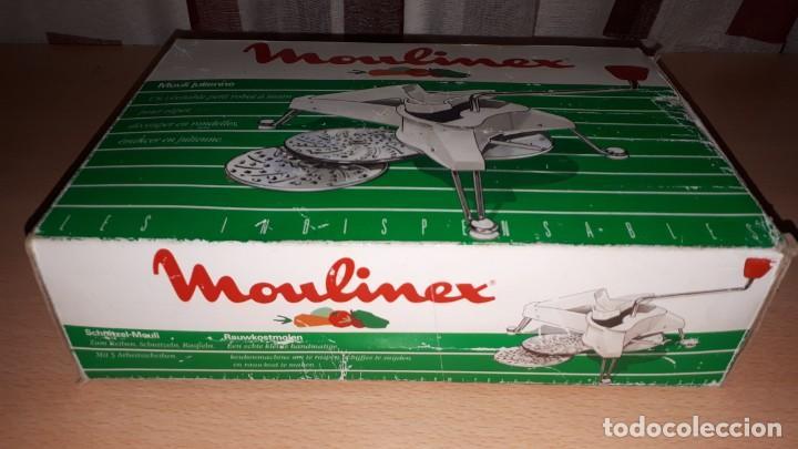 Vintage: CORTADOR MOULINEX - Foto 2 - 195045702