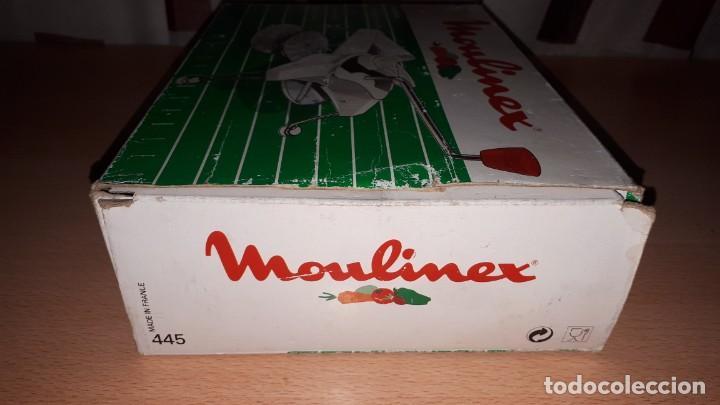 Vintage: CORTADOR MOULINEX - Foto 3 - 195045702