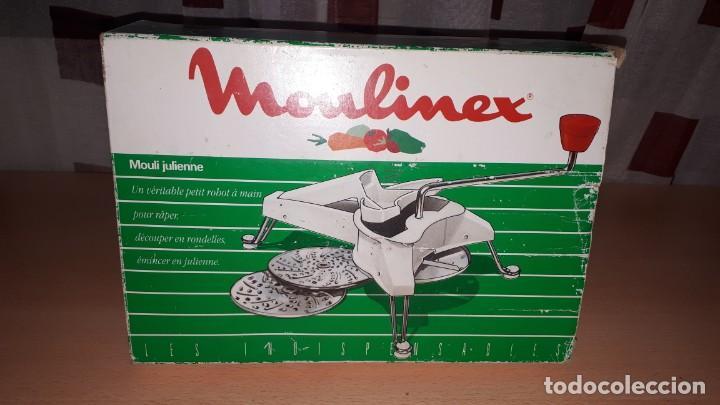 Vintage: CORTADOR MOULINEX - Foto 15 - 195045702