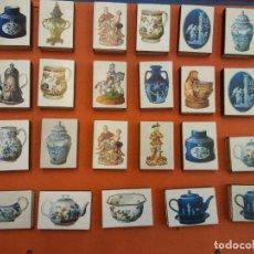 Vintage: LOTE DE CERILLAS VINTAGE. VER FOTOS. Lote 195095710