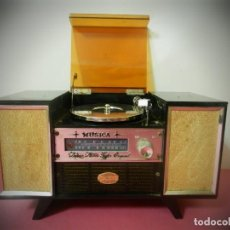 Vintage: TOCADISCOS JOYERO VINTAGE MUSICAL TOCADISCOS RETRO. MADE IN JAPAN ¡¡ CALIDAD !!. Lote 195116151
