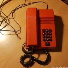 Vintage: TELÉFONO TEIDE DE ALCATEL . ROJO. Lote 195145790