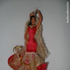 Vintage: ANTIGUA BAILAORA FLAMENCA MARIN CHICLANA CADIZ. Lote 195213508