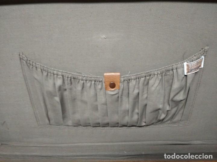 Vintage: Maleta de piel. Marca Giovanni, Original Bagages. - Foto 9 - 195340931