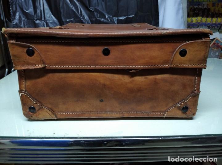 Vintage: Maleta de piel. Marca Giovanni, Original Bagages. - Foto 11 - 195340931