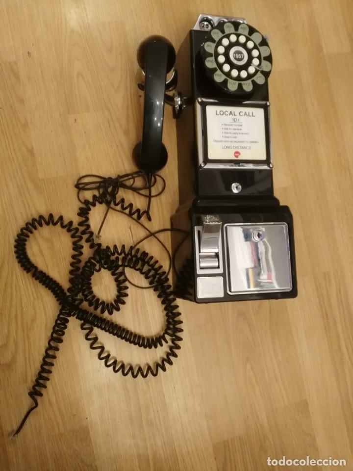 TELEFONO FIJO CON CABLE (Vintage - Varios)