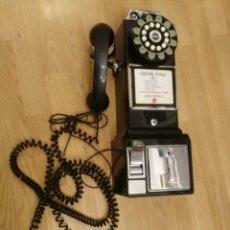 Vintage: TELEFONO FIJO CON CABLE. Lote 195341386
