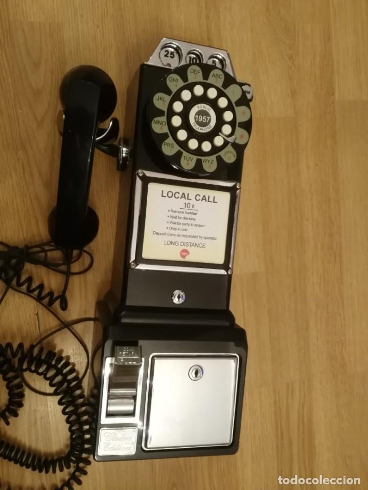 Vintage: telefono fijo con cable - Foto 2 - 195341386