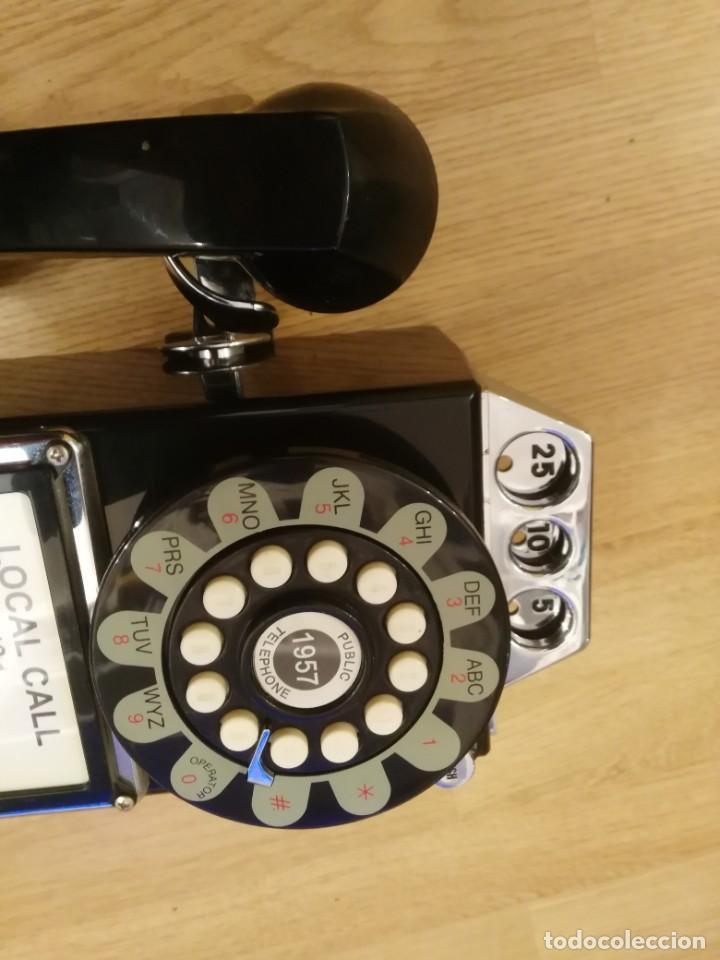 Vintage: telefono fijo con cable - Foto 3 - 195341386