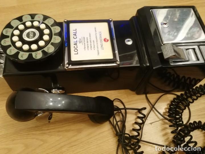 Vintage: telefono fijo con cable - Foto 4 - 195341386