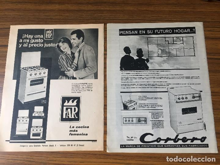 PUBLICIDAD VINTAGE.CORBERO.FAR (Vintage - Varios)
