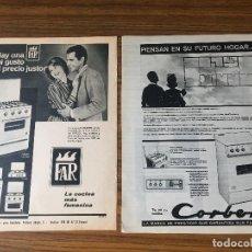 Vintage: PUBLICIDAD VINTAGE.CORBERO.FAR. Lote 195354563