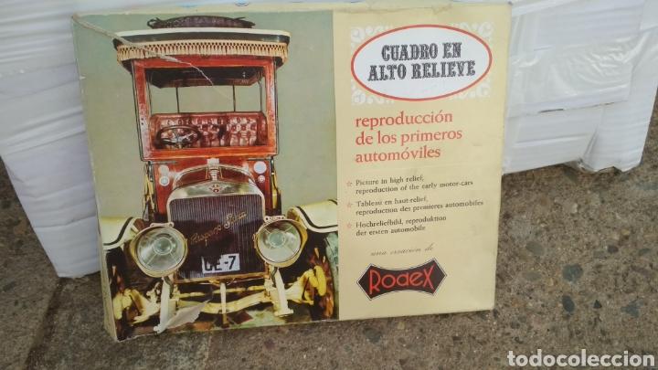 Vintage: Cuadro de colección antiguo. - Foto 2 - 195427598